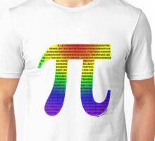 Evan's Pi #1 Unisex T-Shirt