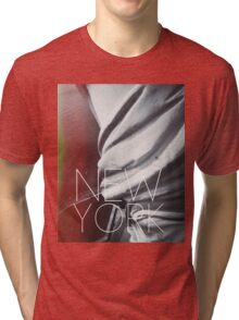 NEW YORK III Tri-blend T-Shirt