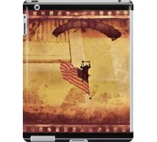 Flying Our Flag iPad Case/Skin