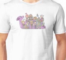Dragon Age - Origins Companions Unisex T-Shirt