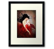 Carmen Framed Print