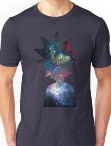 Rick and Morty Space Ship Unisex T-Shirt