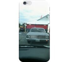 Reverse Drive Thru iPhone Case/Skin