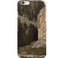 Canyon Walls iPhone Case/Skin