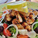 Succulent salad by Karen01