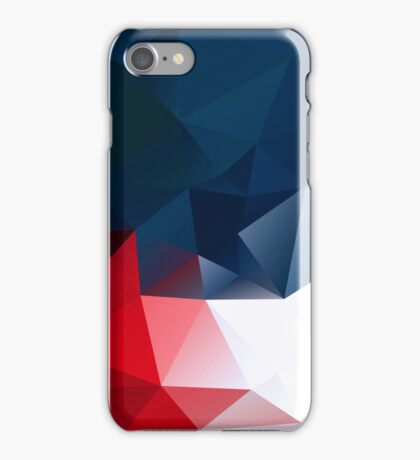 Polygonal | RWBLA iPhone Case/Skin