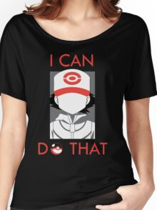 20 Years of Pokemon! #TrainOn Women's Relaxed Fit T-Shirt