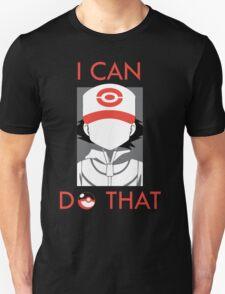 20 Years of Pokemon! #TrainOn Unisex T-Shirt