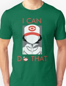 20 Years of Pokemon! #TrainOn T-Shirt