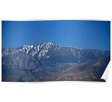 Telescope Peak Poster