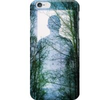 He Was Ghost Television iPhone Case/Skin