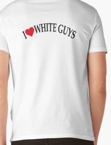 I Love Black Guys T-Shirts T-Shirt