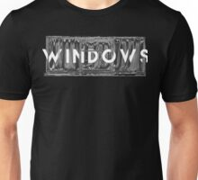 Windows Unisex T-Shirt