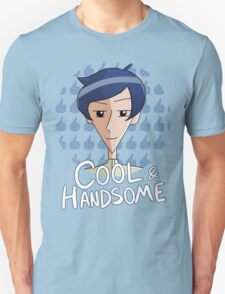 Hero-Senpai, the Cool & Handsome T-Shirt