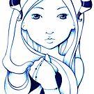Blue by ninamarie