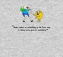 Adventure Time - Fin & Jake - Sorta Good At Something Unisex T-Shirt