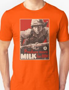 WWII - MORE MILK T-Shirt