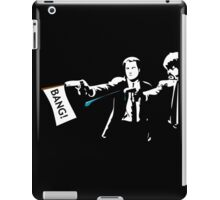 pulp fiction top rated iPad Case/Skin