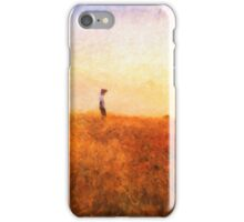 Don't count the days ... iPhone Case/Skin