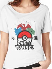 1st Generation Trainer (Dark Tee) Women's Relaxed Fit T-Shirt
