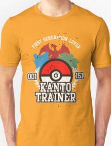 1st Generation Trainer (Dark Tee) T-Shirt