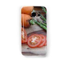 Vegetable Still Life Samsung Galaxy Case/Skin