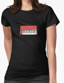 SH-101 Vintage Analog Synthesizer Womens Fitted T-Shirt