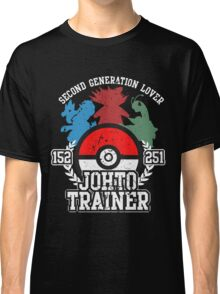 2nd Generation Trainer (Dark Tee) Classic T-Shirt