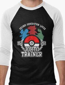 2nd Generation Trainer (Dark Tee) Men's Baseball ¾ T-Shirt