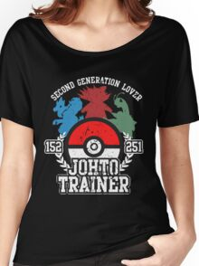 2nd Generation Trainer (Dark Tee) Women's Relaxed Fit T-Shirt