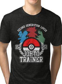2nd Generation Trainer (Dark Tee) Tri-blend T-Shirt