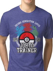 2nd Generation Trainer (Dark Tee) Tri-blend T-Shirt