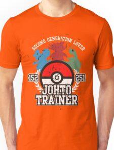 2nd Generation Trainer (Dark Tee) Unisex T-Shirt