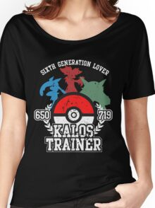 6th Generation Trainer (Dark Tee) Women's Relaxed Fit T-Shirt