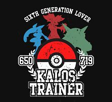 6th Generation Trainer (Dark Tee) Unisex T-Shirt