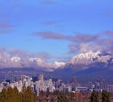 Downtown Vancouver  by Lena127