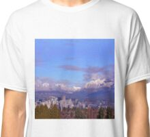 Downtown Vancouver  Classic T-Shirt