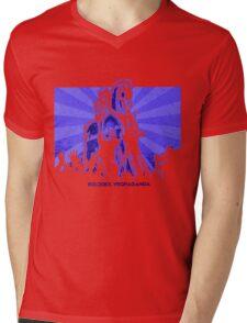 Rolodex Propaganda Mens V-Neck T-Shirt