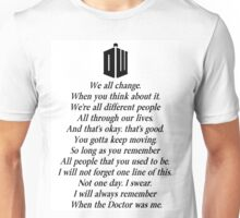 Doctor's end Unisex T-Shirt
