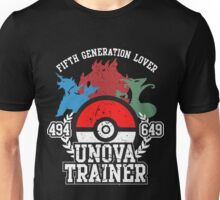 5th Generation Trainer (Dark Tee) Unisex T-Shirt