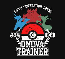 5th Generation Trainer (Dark Tee) Unisex T-Shirt