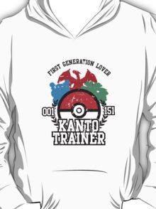 1st Generation Trainer (Light Tee) T-Shirt