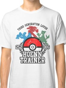 3th Generation Trainer (Light Tee) Classic T-Shirt