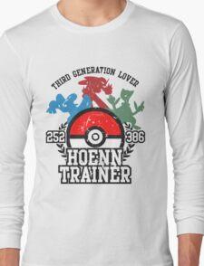 3th Generation Trainer (Light Tee) Long Sleeve T-Shirt