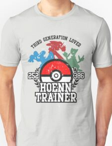 3th Generation Trainer (Light Tee) T-Shirt