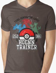 3th Generation Trainer (Light Tee) Mens V-Neck T-Shirt
