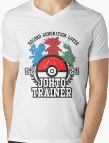 2nd Generation Trainer (Light Tee) Mens V-Neck T-Shirt