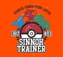4th Generation Trainer (Light Tee) Kids Tee