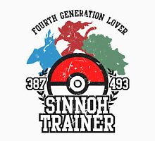 4th Generation Trainer (Light Tee) Unisex T-Shirt