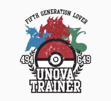5th Generation Trainer (Light Tee) by ZandryX